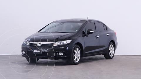 Honda Civic 1.8 EXS Aut usado (2013) color Negro Cristal precio $1.470.000