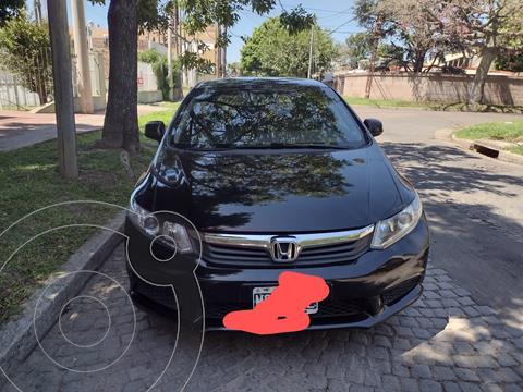 Honda Civic 1.8 LXS usado (2013) color Negro precio $1.200.000