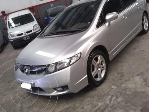 Honda Civic 1.8 EXS usado (2011) color Plata financiado en cuotas(anticipo $741.300 cuotas desde $41.268)