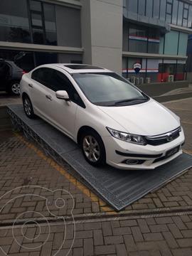 Honda Civic 1.8 EXS Aut usado (2013) color Blanco precio $1.290.000