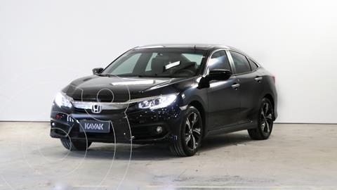 Honda Civic 2.0 EXL Aut usado (2017) color Negro Cristal precio $2.940.000