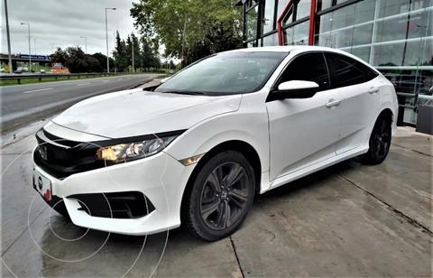 Honda Civic Ex usado (2017) color Blanco precio $3.100.000