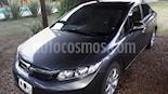 Honda Civic 1.8 EXS usado (2012) color Gris Oscuro precio $780.000