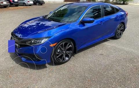Honda Civic  2.0L EX Aut usado (2018) color Azul precio $12.000.000