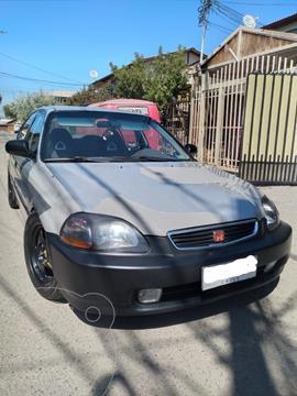 Honda Civic  Lx usado (1996) color Gris precio $4.000.000