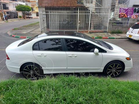 Honda Civic EX 1.8L Aut usado (2008) color Blanco precio $28.000.000