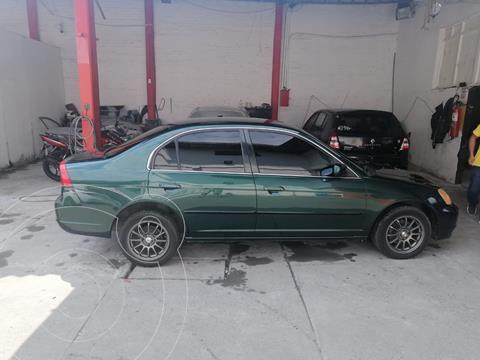 Honda Civic EXL-T usado (2001) color Verde precio $16.500.000