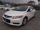 Foto venta Auto usado Honda Civic Coupe EX 1.8L Aut (2012) color Blanco precio $145,000