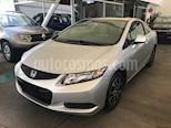 Foto venta Auto usado Honda Civic Coupe EX 1.8L Aut (2013) color Plata precio $189,000