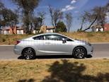Foto venta Auto usado Honda Civic Coupe EX 1.8L color Plata Diamante precio $164,000