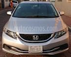 Foto venta Auto usado Honda Civic Coupe EX 1.8L (2015) color Gris precio $165,500