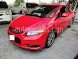 Foto venta Auto Seminuevo Honda Civic Coupe EX 1.8L (2012) color Rojo Rally precio $205,000