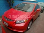 Foto venta Auto usado Honda Civic Coupe Sport Plus Aut (2012) color Rojo precio $145,000