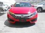 Foto venta Auto usado Honda Civic Coupe Turbo Aut (2018) color Rojo Camelia precio $375,000