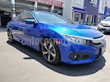 Foto venta Auto usado Honda Civic Coupe Turbo Aut (2018) color Azul precio $370,000