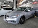 Foto venta Auto usado Honda Civic EX 1.7L Aut color Plata precio $245,000