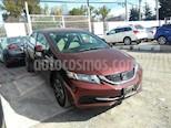 Foto venta Auto Seminuevo Honda Civic EX 1.8L Aut (2013) color Rojo precio $190,000