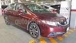 Foto venta Auto usado Honda Civic EX 1.8L Aut color Rojo Camelia precio $179,000