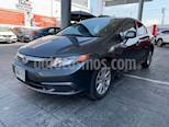 Foto venta Auto usado Honda Civic EX 1.8L Aut (2012) color Gris precio $149,000