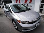 Foto venta Auto Seminuevo Honda Civic EX 1.8L Aut (2012) color Plata precio $159,000