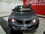 Foto venta Auto usado Honda Civic EX 1.8L Aut (2013) color Antracita precio $175,000