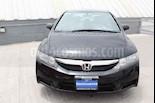 Foto venta Auto usado Honda Civic EX 1.8L Aut (2010) color Negro precio $125,000