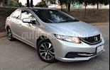 Foto venta Auto Seminuevo Honda Civic EX 1.8L Aut (2014) color Plata precio $215,000
