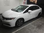 Foto venta Auto Seminuevo Honda Civic EX 1.8L Aut (2014) color Blanco precio $180,000