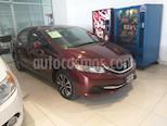 Foto venta Auto Seminuevo Honda Civic EX 1.8L (2013) color Rojo precio $175,000