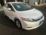 Foto venta Auto Seminuevo Honda Civic EX 1.8L (2012) color Blanco Marfil precio $160,000