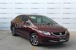 Foto venta Auto usado Honda Civic EX 1.8L color Rojo precio $195,000