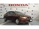 Foto venta Auto Seminuevo Honda Civic EX 1.8L (2014) color Rojo Camelia precio $175,000