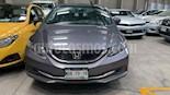 Foto venta Auto usado Honda Civic EX Aut (2015) color Gris precio $215,000