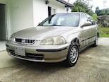 Honda Civic Ex-Exi (4at) L4,1.6i,16v A 1 1 usado (1997) color Plata precio u$s1.300