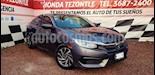 Foto venta Auto usado Honda Civic EX (2017) color Acero precio $245,000