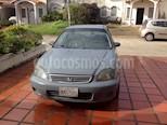 Foto venta carro Usado Honda Civic Ex (2000) color Gris precio u$s1.300
