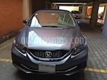 Foto venta Auto usado Honda Civic EXL 1.8L Aut NAVI (2014) color Acero precio $190,000