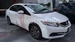 Foto venta Auto usado Honda Civic EXL 1.8L Aut NAVI (2015) color Blanco precio $228,000