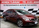 Foto venta Auto usado Honda Civic EXL 1.8L Aut NAVI color Rojo Camelia precio $230,000