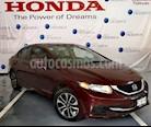 Foto venta Auto Seminuevo Honda Civic EXL 1.8L Aut NAVI (2014) color Rojo Camelia precio $195,000