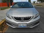 Foto venta Auto Seminuevo Honda Civic EXL 1.8L Aut (2013) color Plata precio $195,000