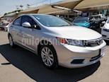 Foto venta Auto usado Honda Civic EXL 1.8L Aut color Plata precio $165,000