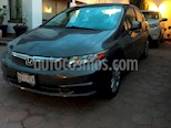 Foto venta Auto usado Honda Civic EXL 1.8L Aut (2012) color Tungsteno precio $180,000