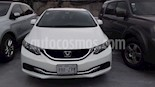 Foto venta Auto usado Honda Civic EXL 1.8L Aut (2013) color Blanco Marfil precio $190,000