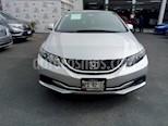 Foto venta Auto Seminuevo Honda Civic EXL 1.8L Aut (2013) color Plata Diamante precio $192,000