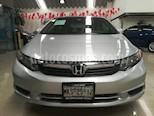 Foto venta Auto usado Honda Civic EXL 1.8L Aut color Plata precio $152,000