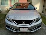 Foto venta Auto usado Honda Civic EXL 1.8L Aut color Plata Diamante precio $189,000