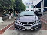 Foto venta Auto usado Honda Civic EXL 1.8L (2014) color Plata precio $209,900