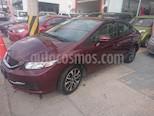 Foto venta Auto Seminuevo Honda Civic EXL 1.8L (2014) color Vino Tinto precio $209,000