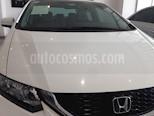 Foto venta Auto usado Honda Civic EXL 1.8L color Blanco precio $200,000
